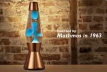Original Lava Lamps / The original classic lava lamps, handmade in Great Britain since 1963.  A pop art icon and a design classic, Mathmos make the best quality lava lamps in the world.