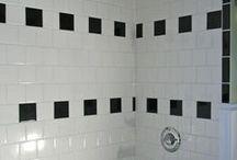 shower re-do