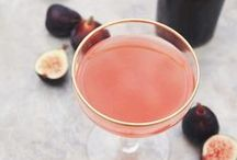 Cocktails & Libations for Entertaining / cocktail recipes for those who love entertaining or just tasting yummy drinks.