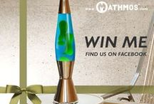 2015 Christmas Giveaways / It's that time of year again! Mathmos will be giving away an amazing *50* prizes as we lead up to Christmas!   For full details and to enter the competitions, find us on Facebook here: http://on.fb.me/1HWkPQz
