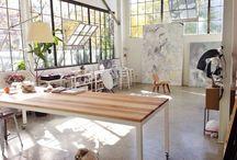 Dream studio space