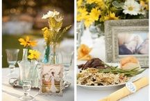 Table Settings & Decor / Table settings and table decorations that will make your guest swoon.  / by Lindsey Redfern | The R House