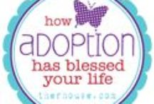 Adoption Love / by Lindsey Redfern | The R House