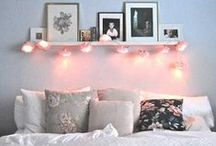 Bed, Bath, and Beyond / Bed and Bath ideas and inspiration. / by Michelle Roy