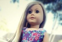 American Girl Doll Clothes / by Michelle Roy