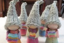 Gnomes / Garden Gnomes / by Michelle Roy