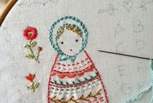 Needlework / by Michelle Roy