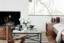Rooms and Spaces / interiors that inspire / by make+haus