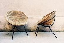 Accents and Pieces / a place to hang your hat and take a load off / by make+haus