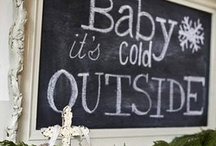 Baby....it's cold outside!