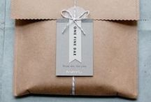 PACKAGING / by Alba Prats