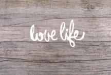Sayings That I Love