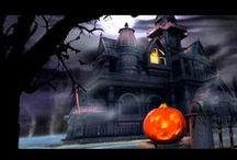 SPOOKY HALLOWEEN SOUNDS & MUSIC / Scary Sounds and Music for Halloween Night or for a Halloween Party! / by Joanne Kennedy