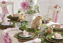 Rabbits & Bunnies .....& toss in some eggs