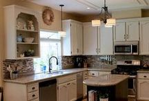 DIY: Kitchen Edition / by Lindsey Redfern | The R House