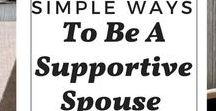 Love and Marriage / Simple tips to improve your most important relationships.