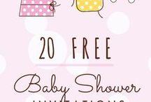 Baby Shower Ideas / Baby Shower Ideas