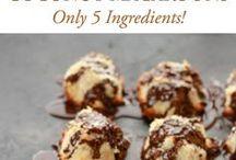 Healthy Snacks / Healthy Snack Recipes and Ideas