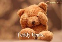 TEDDY BEARSʕ•ᴥ•ʔ