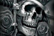 skeletonS K U L L Skeleton☠ / no nudity
