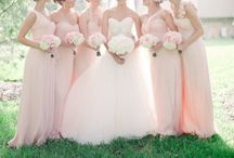 The Wedding: b r i d e s m a i d s / Bachelorette | dresses | gifts | photos / by Heather Murphree