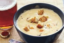 { Foodie In Me - Soups } / Smooth, Chunky, Saucy, Stews, Broths .. Soup is good food!