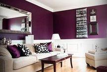 Room colors / by Ellie Stanton