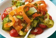 Veggielove / Vegetarische Rezepte