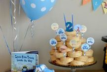 Planes Trains and Automobile Theme, Little Blue Truck, Monster Truck Party and Shower Ideas / Planes Trains and Automobile, Little Blue Truck, Monster Truck Theme Party and Shower Ideas