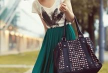 Fashion / by Nix Kell