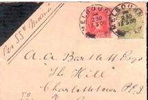 Postcards/Mail/Stationary