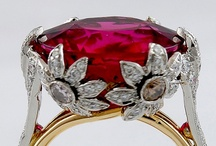 All that glitters / perhaps a guilty pleasure...but I DO love looking at jewels...even those I will never, ever own ! / by Rarebits