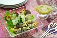 Ensaladas | Salads | Salades / by webos fritos
