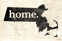 Massachusetts✈ / Boston.. Because it's my home away from home <3