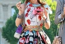 copy her style // filmes & tv / Looks dos nossos personagens de TV e filmes favoritos: Gossip Girl, Glee, Suits...