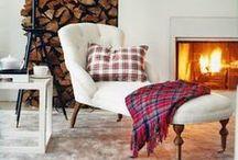 Looks We Love - Tartan / Bringing the Fall 2013 fashion tartan trend into our homes.