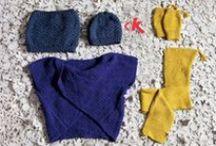 Katia Magazines AW1314 / Modelos para Principiantes colección Otoño·Invierno 2013-14   Autumn·Winter 2013-14 Begginers models collection