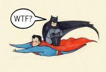 Super hero things