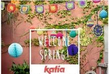 Welcome Spring! / Ideas #handmade, tendencias de #color, diseños y todo para dar la bienvenida a la #Primavera · Handmade ideas, color #trends, designs and everything to welcome #Spring