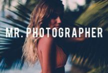 M R. | P H O T O G R A P H E R / We love that we get to work with so many amazing models and photographers!  Interested in working with us? > info@SanLorenzoHawaii.com