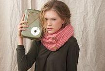 Pink Style / La vie en rose! Katia yarns color trends: Pink Style. #knitting #crochet