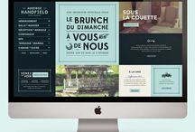Webdesign, wordpress & apps / Inspiring web design, Wordpress themes and app design.