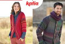 Knit your Multicolor Story / Descubre nuestra colección Katia Otoño • Invierno 2014-15. ¡Esta temporada teje y vive tu propio historia #multicolor! | Get to know our Katia Autumn • Winter 2014-15 #collection. This season, #knit and live your own multicolor story!
