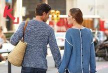 Blue Jeans / #BlueJeans #Colortrend #Tendencia de #colores Katia #Primavera · #Verano 2015   Katia #yarns #Spring · #Summer 2015