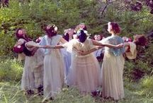 Goddess Gatherings / Inspiration for events, workshops, and parties