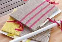 Book covers / Portadas de punto y ganchillo, algunas ideas para inspirarte y participar en nuestro Concurso #MiLibroTejido. Crochet and knit book covers, get inspired and take part of #MyBookOfYarns Contest.