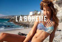 • • • •◈L A│B O H E M E◈• • • • / 2015 Collection from San Lorenzo Bikinis