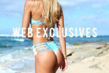 ⟡ W E B│E X C L U S I V E S ⟡ / Collection made exclusively for San Lorenzo Bikinis Online