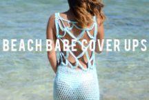 ☀BEACH BABE COVER-UPS☀ / Cover-ups available at San Lorenzo Bikinis