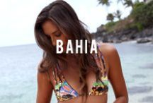 ・ ・ ・ ・ ・ ・ ・  B A H I A  ・ ・ ・ ・ ・ ・ / Summer 2015 Collection from San Lorenzo Bikinis